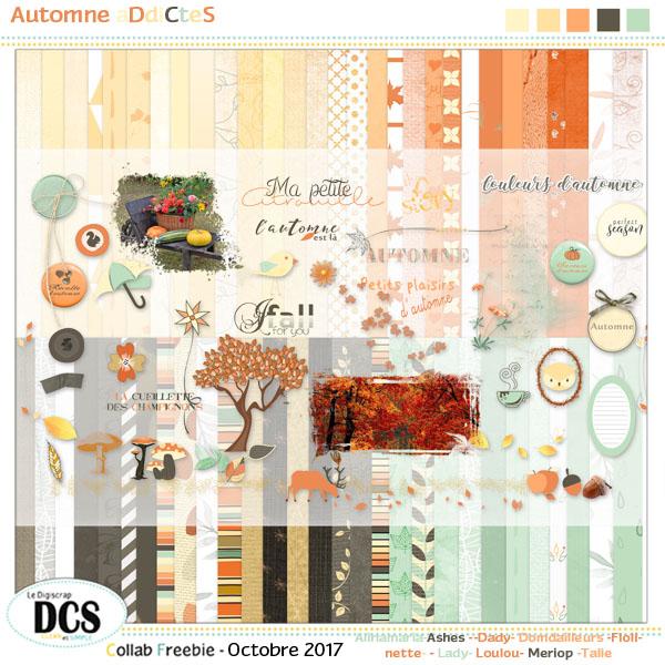 DCS :  Automne AdDiCteS