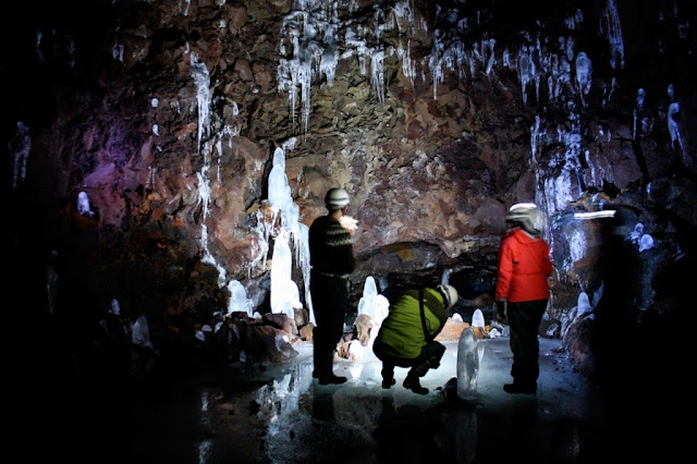 Lofthellir Cave - Ice Cave Tour