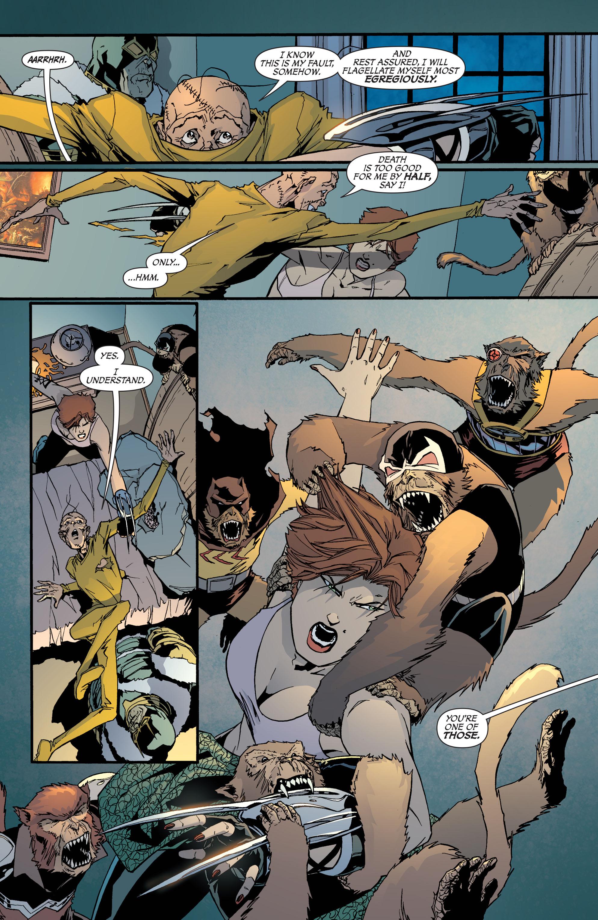 Read online Secret Six (2008) comic -  Issue #31 - 14
