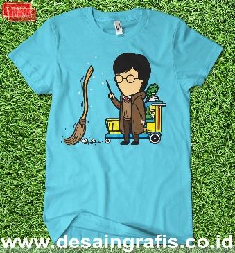 Desain Kaos Anak