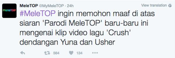 Berang Dengan 'Stupid Parody', Yuna Bidas Tindakan Stesen TV Bikin SENTAP!