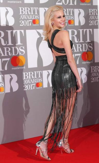 Pixie Lott - BRIT Awards 2017