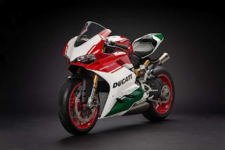 DUCATI Panigale R 1299 Final Edition