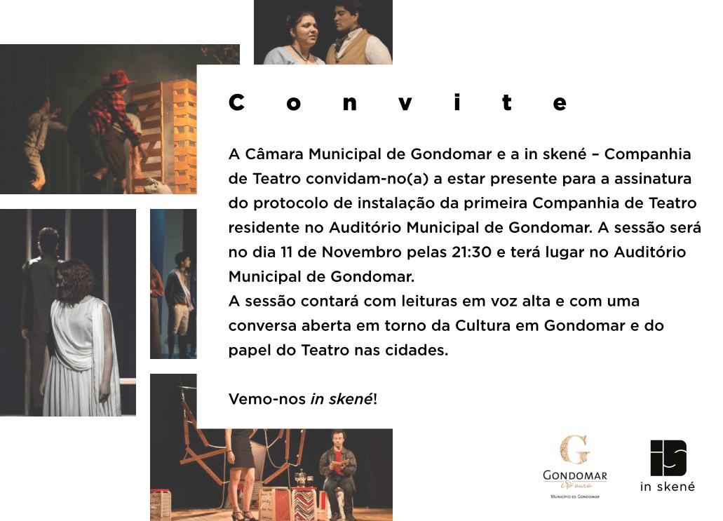 in skené - Companhia de Teatro
