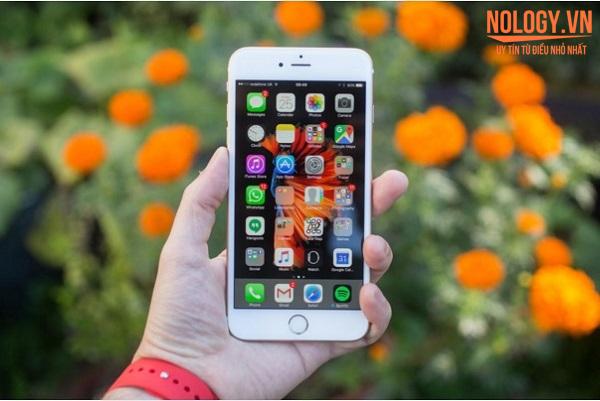iphone 6s plus cũ mới 99% không xước móp