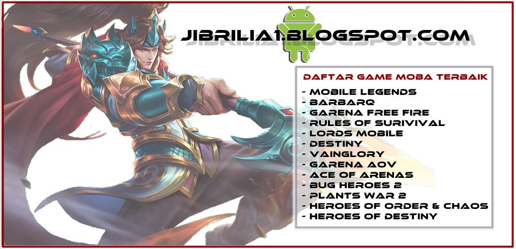 5 Game Battle Royale Terbaik Dan Sedang Hits Di Ios Dan: Download Kumpulan Game MOBA Android Ringan Dan Gratis 2018