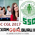 SSC-CGL 2017 Tier-1 Result out