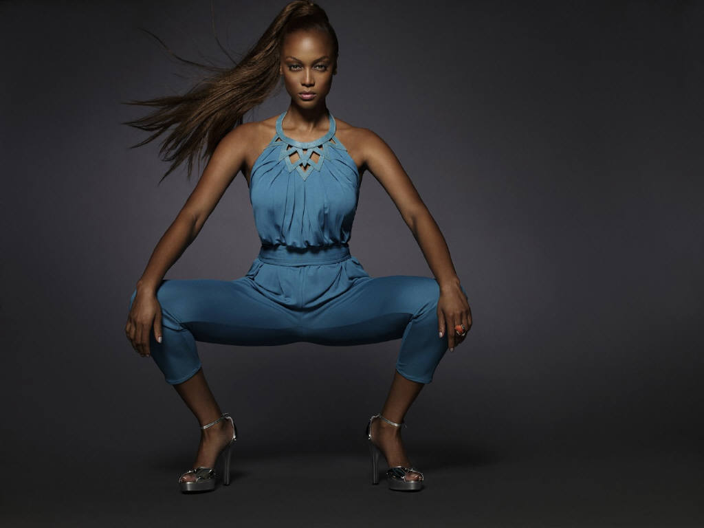 Tyra Banks Cool Hd Wallpapers 2012-2013  Hot Celebrity -7581