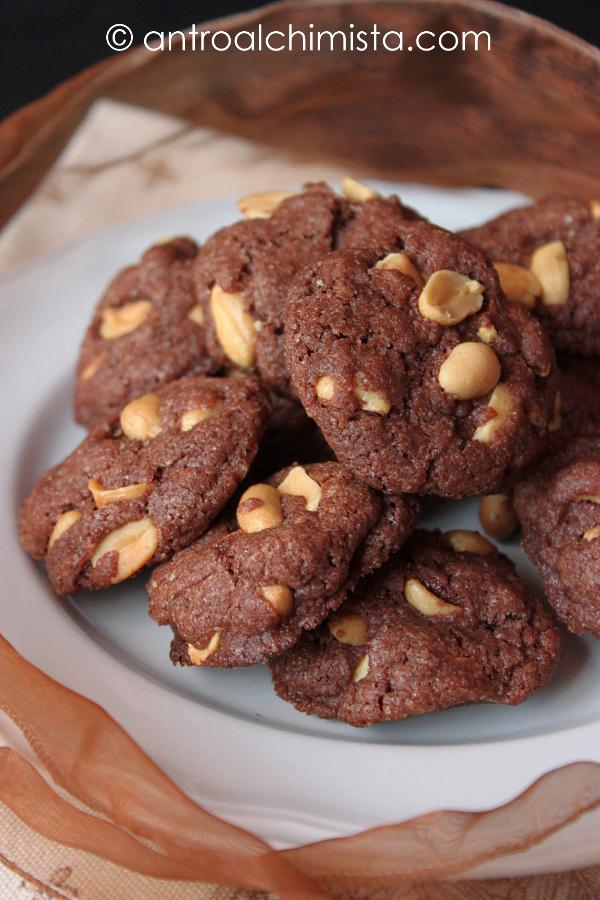 Biscotti alle Noccioline di Nonna Cooper