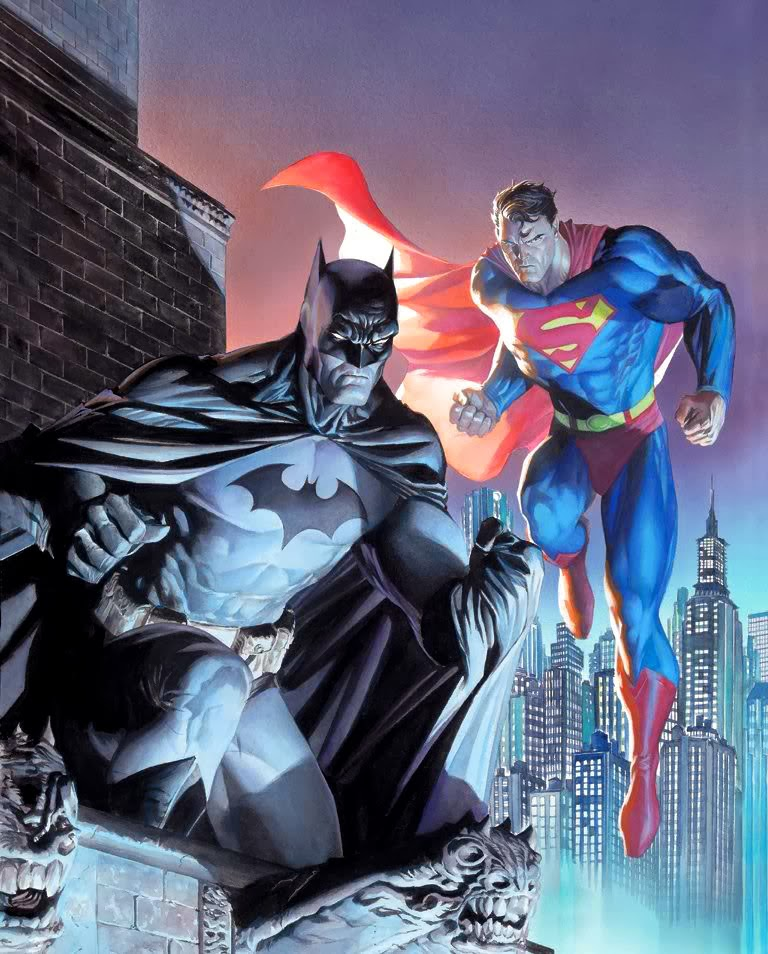 DC Comics of the 1980s: Batman Superman by Jim Lee and ...