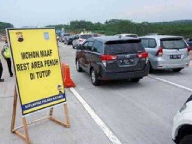 Ciptakan Macet, Kementerian PUPR Evaluasi Desain Rest Area di Jalan Tol