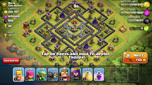 Best Clash Of Clans Base By Buon