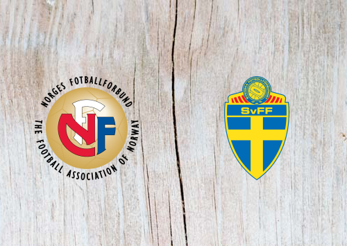 Norway vs Sweden - Highlights 26 March 2019