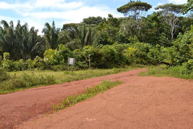 Guyane, saut maripa, saint Georges