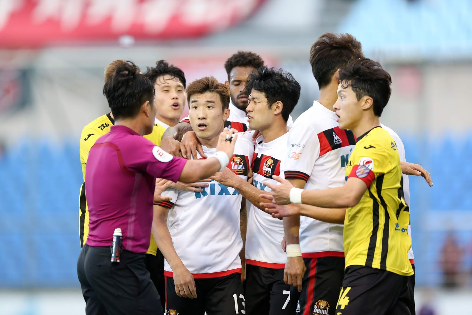 FC Seoul Relegation Round K League 1 Go Yo-han