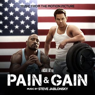 Pain and Gain Liedje - Pain and Gain Muziek - Pain and Gain Soundtrack - Pain and Gain Filmscore