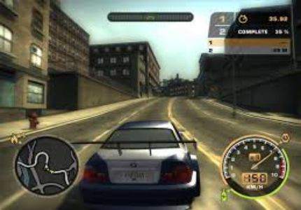 Download Need For Speed Most Wanted 2005 Highly Compressed Game For PC