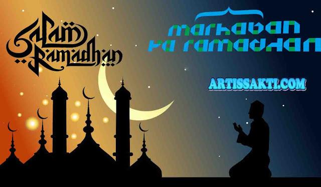 Momen Bersatu Menebar Damai, Marhaban Ya Ramadan