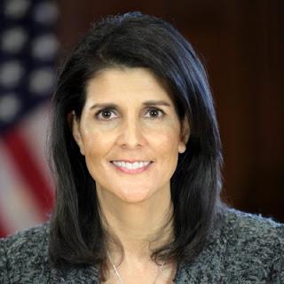 Pro-life U.S. UN Ambassador Nikki Haley