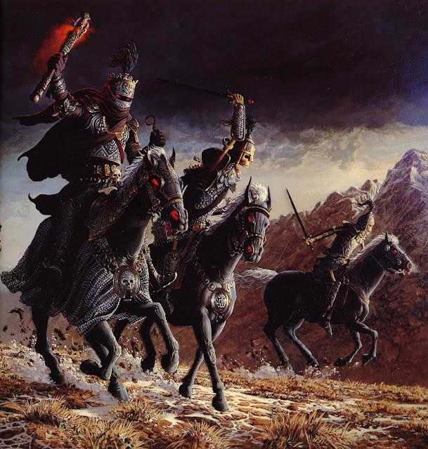 Jugando con Paladines malvados en Dungeons & Dragons - Lord Soth