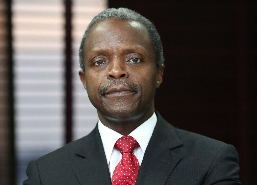 No Amount of Prayer and Fast Will Move Nigeria Forward - VP Osinbajo