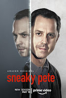 Tercera temporada de Sneaky Pete