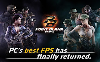 Game Point Blank : Strike v1.0.4 Mod Apk5