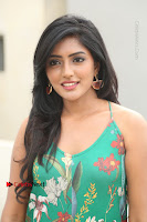 Actress Eesha Latest Pos in Green Floral Jumpsuit at Darshakudu Movie Teaser Launch .COM 0136.JPG