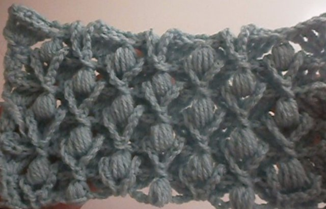 Learn To Knit And Crochet With Jeanette Crochet With Puff Stitch