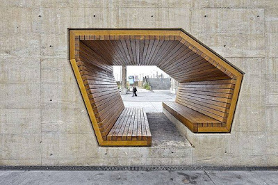 Dünyanın En İlginç Bank Tasarımları