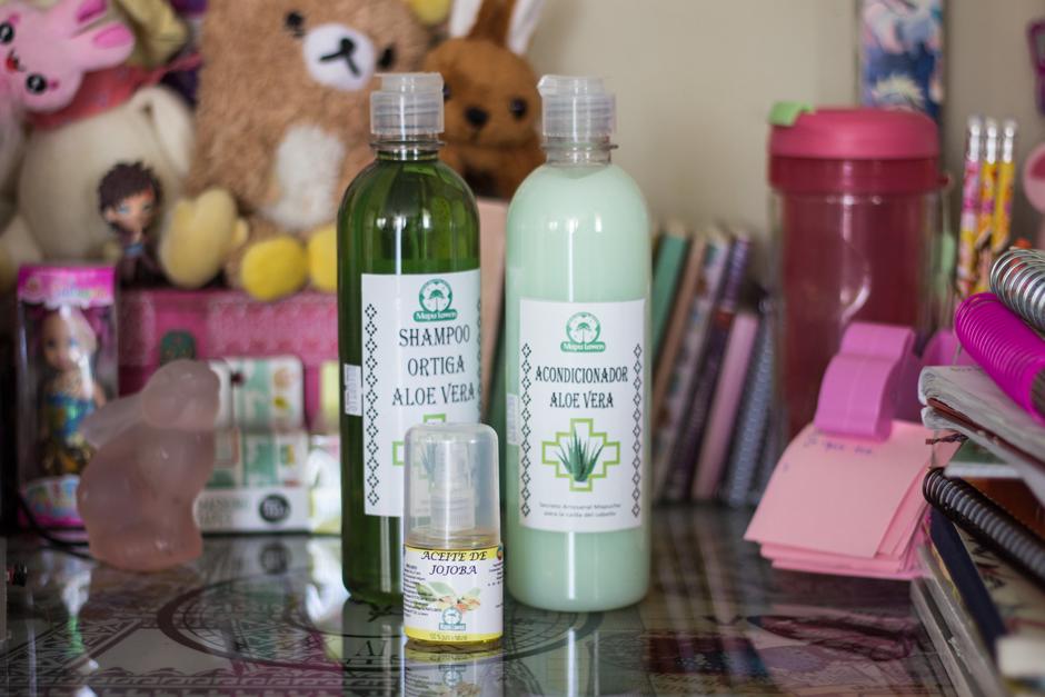 shampoo aloe vera para cuidar el cabello