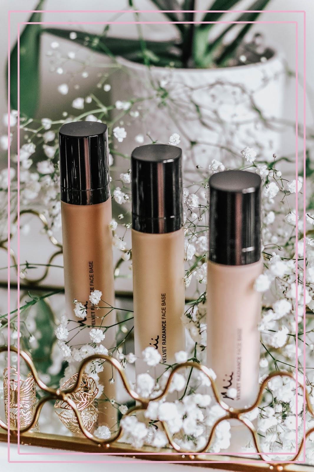 Mii Cosmetics Velvet Radiance Face Base