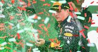 Max Verstappen Grand Prix Meksyku 2018