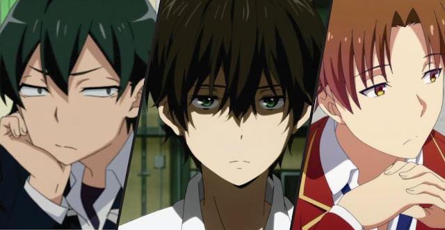 Anime dengan Karakter Utama Cool ( Bersifat Dingin dan Keren )