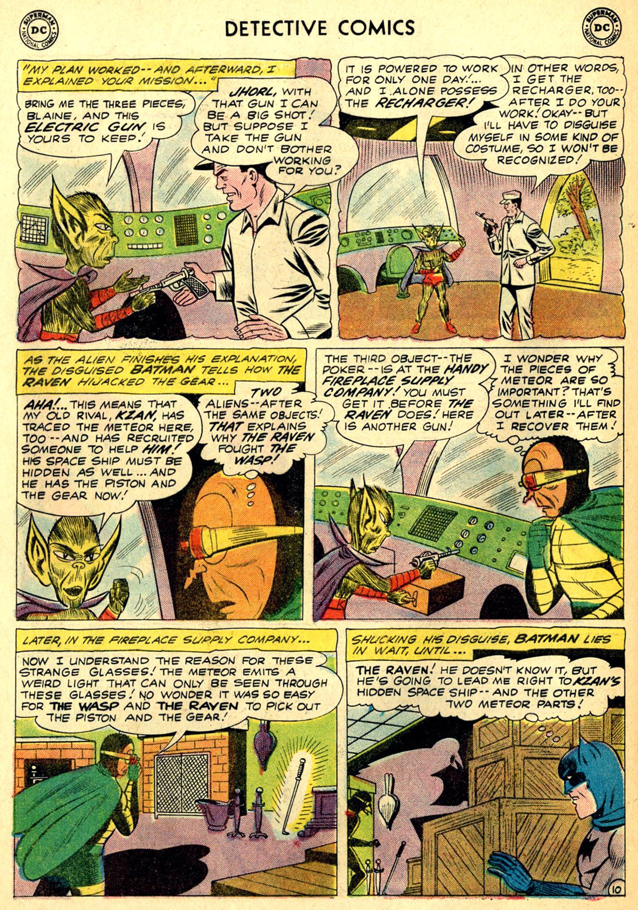 Detective Comics (1937) 287 Page 11