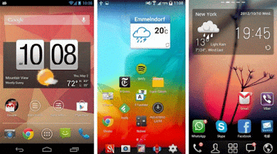 8 easy ways to Boost the Performance of your Android Smartphones and Tablets - Try Alternate light Launcher apps