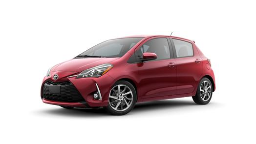 2018 Toyota Yaris Liftback