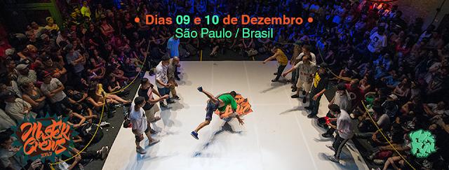 Casa das Caldeiras recebe o maior evento de Breaking da América Latina – o Master Crews
