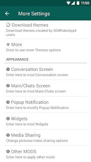 SDWhatsApp screenshot 5
