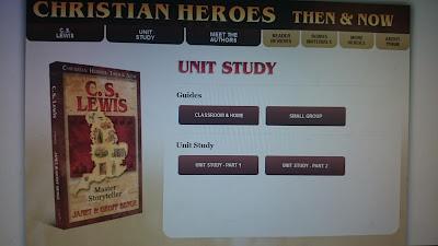 Christian Heroes - C.S. Lewis