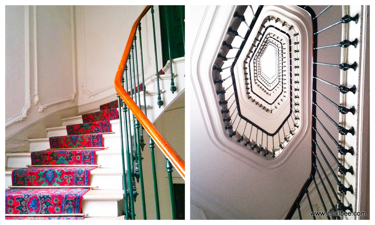My Paris Apartment | View of Eiffel Tower | Paris Spiral Stairs