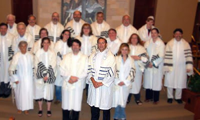 Daniel Birnbaum, High Holiday Cantor at Adath Israel Congregation Cincinnati