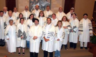 Daniel Birnbaum, High Holiday Cantor at Adath Israel Congregation Cincinnati