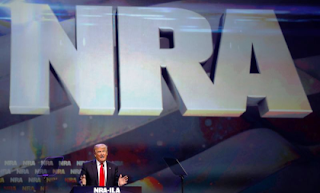 NRA and Trump