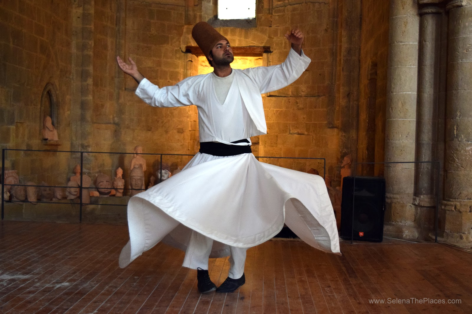 Whirling Dervishes of Lefkosa Nicosia Cyprus
