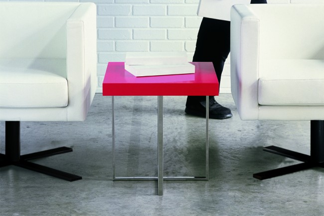 Mesas de rinc n para el sal n Mesas extraibles salon