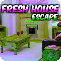 AvmGames Fresh House Escape