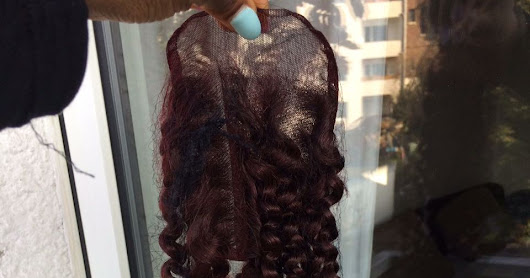 100% Human Hair; Straight and Curly Weave