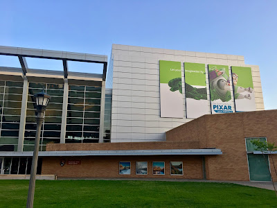 The Science Behind Pixar at the Science Museum of Minnesota