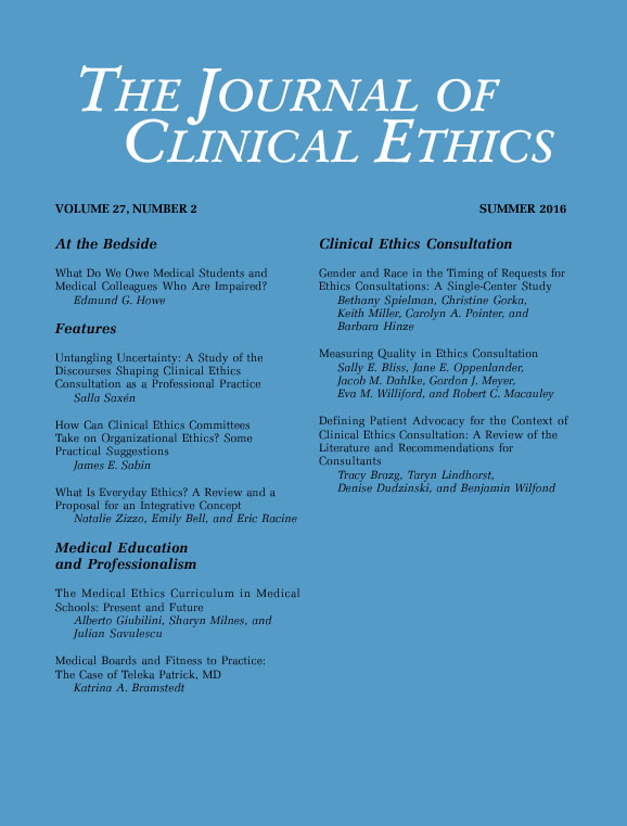 ethical practice and legislation